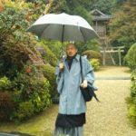 雨の日の法事