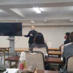 大阪市での講演